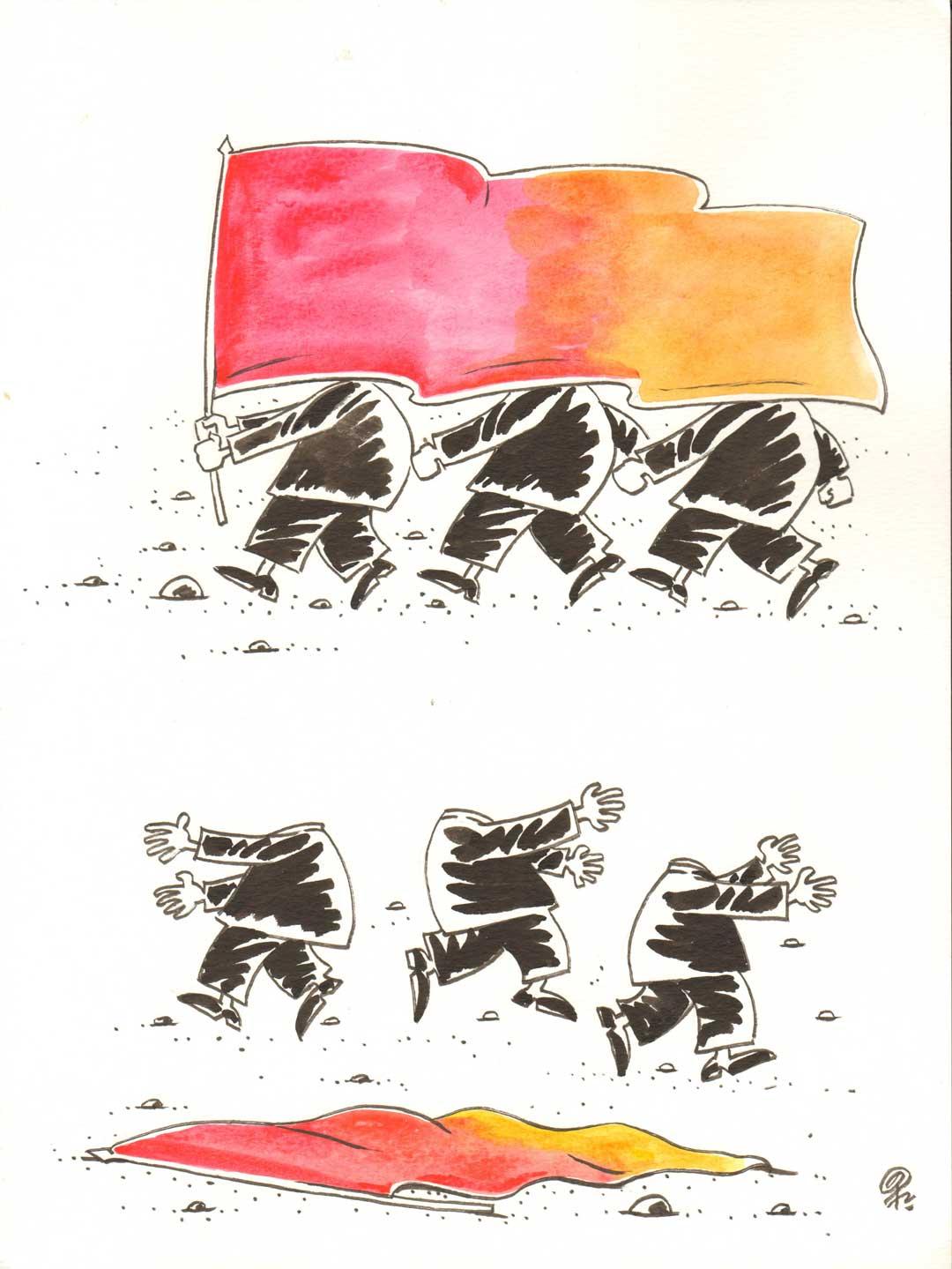 Bilig BA -Bilig BA (China) – the First Award for Comic/Strip