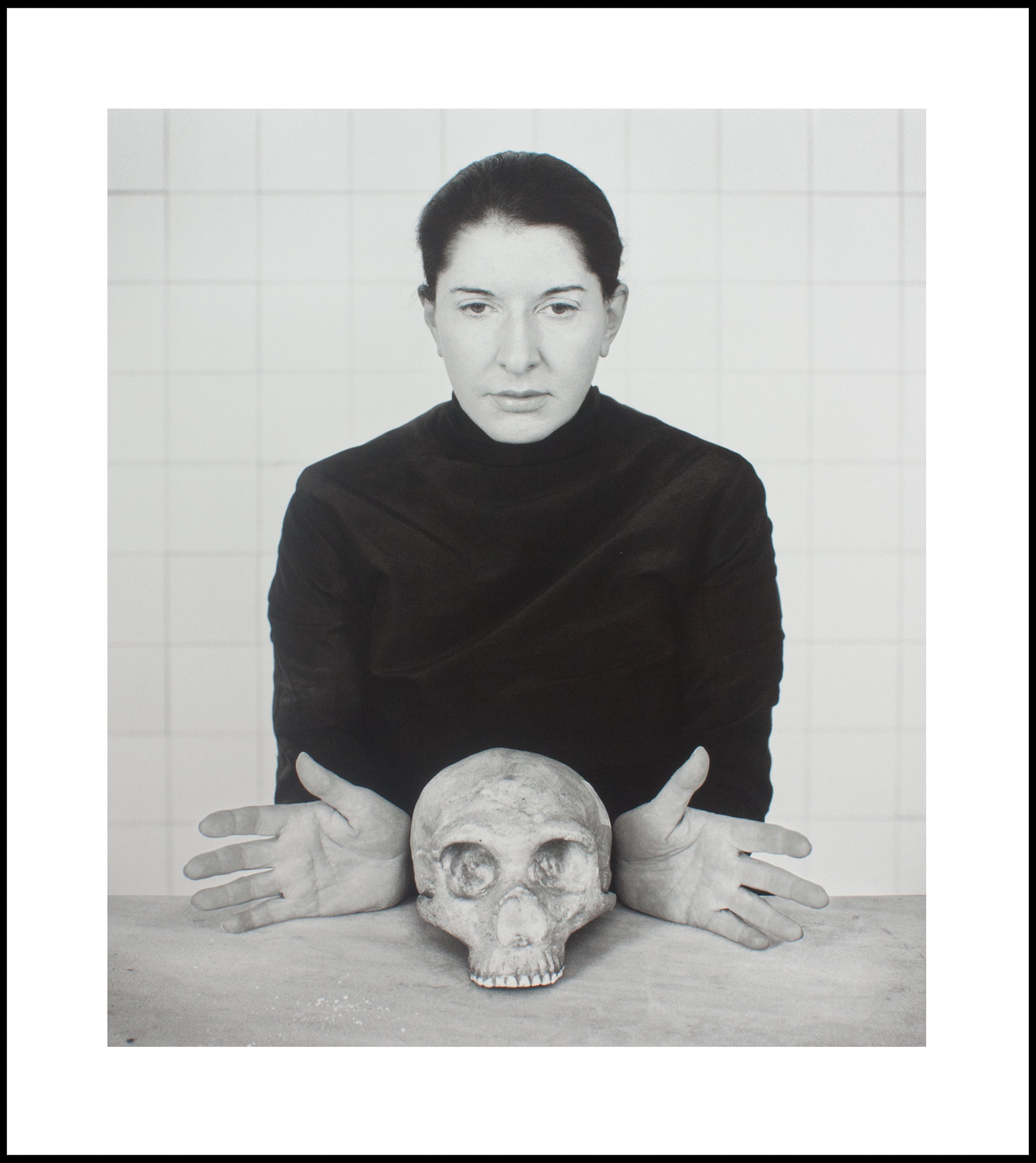 Marina ABRAMOVIC - Grand Prix for Life Achievement