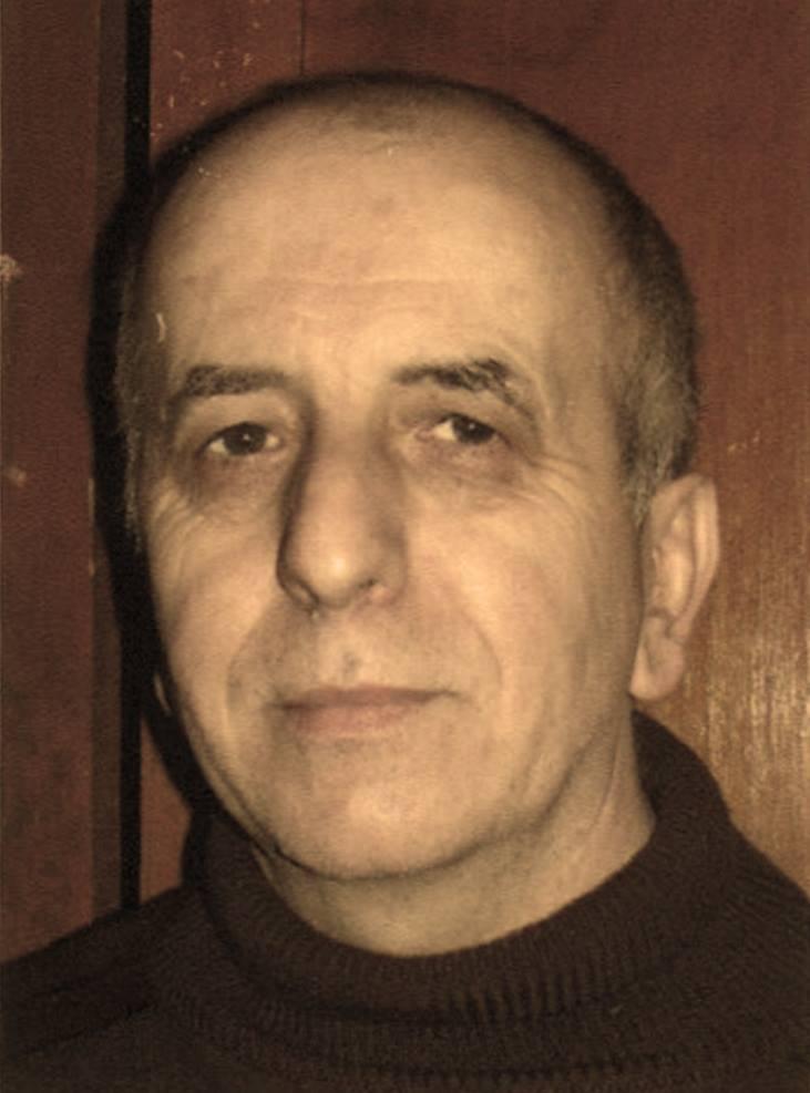 Michael KRASNYK (1959) Ukraine