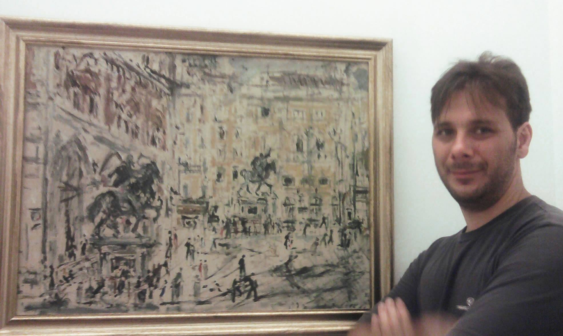 Michele PRINCIPATO TROSSO (1974) Italy