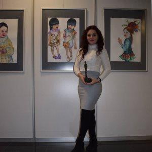 Christina TZANI, Greece