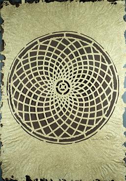 Награда за уметност на рачно изработена хартија - СИМОН ШЕМОВ, Македонија